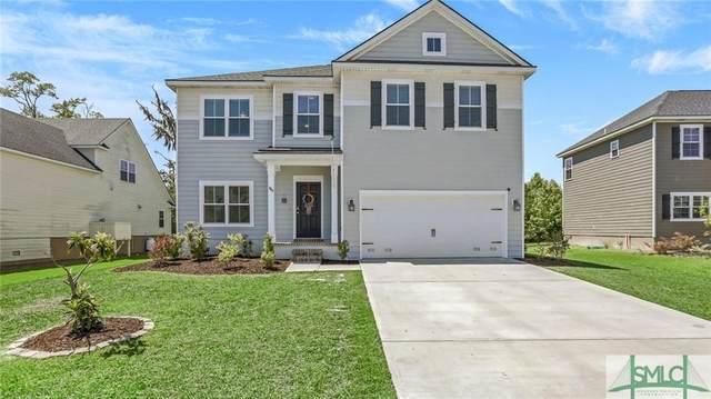 384 Waverly Lane, Richmond Hill, GA 31324 (MLS #251114) :: Coldwell Banker Access Realty
