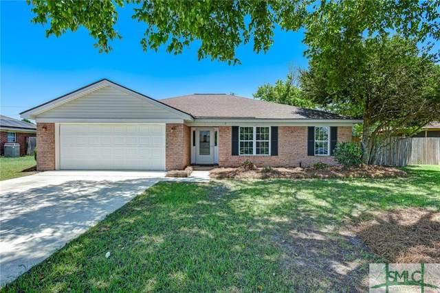 10 Lakeside Drive, Rincon, GA 31326 (MLS #251118) :: Keller Williams Realty-CAP