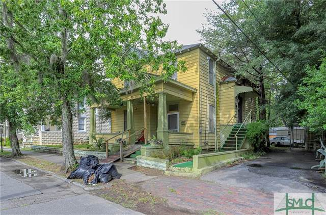 915 Harmon Street, Savannah, GA 31401 (MLS #251125) :: The Arlow Real Estate Group