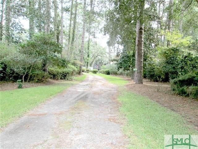 2611 Salcedo Avenue, Savannah, GA 31406 (MLS #251126) :: Keller Williams Coastal Area Partners