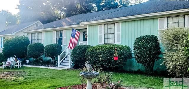 6 Sheftall Cove, Savannah, GA 31410 (MLS #251127) :: Keller Williams Coastal Area Partners