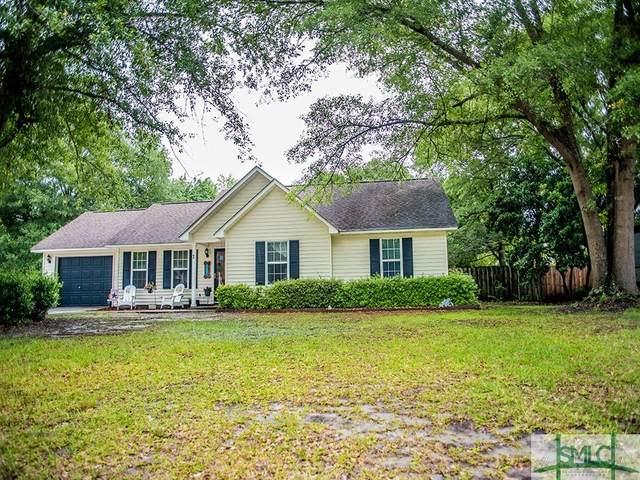 7 Oak Ridge Circle, Rincon, GA 31326 (MLS #251134) :: Keller Williams Coastal Area Partners