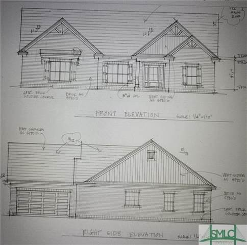 109 S Effingham Plantation Drive, Guyton, GA 31312 (MLS #251151) :: Keller Williams Coastal Area Partners
