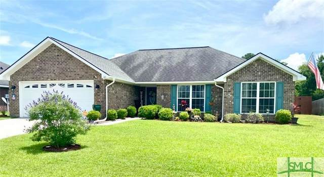 61 Sycamore Way, Midway, GA 31320 (MLS #251155) :: Coastal Savannah Homes