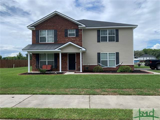 12 Darby Court, Midway, GA 31320 (MLS #251157) :: Coldwell Banker Access Realty