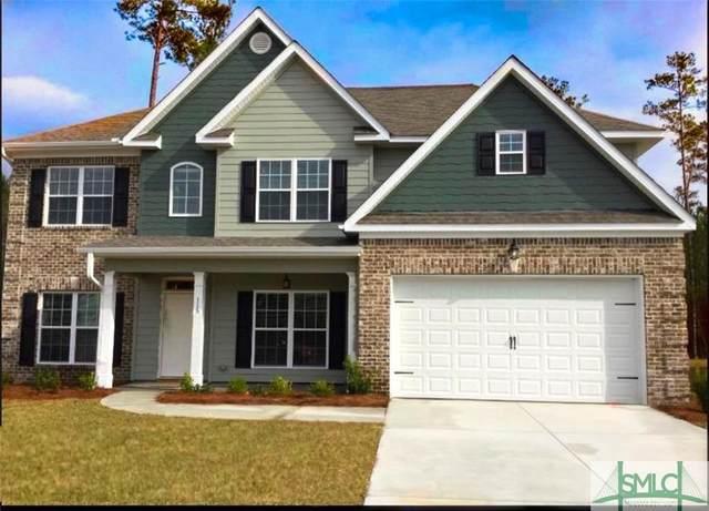 115 Clover Pointe Circle, Guyton, GA 31312 (MLS #251159) :: Keller Williams Coastal Area Partners