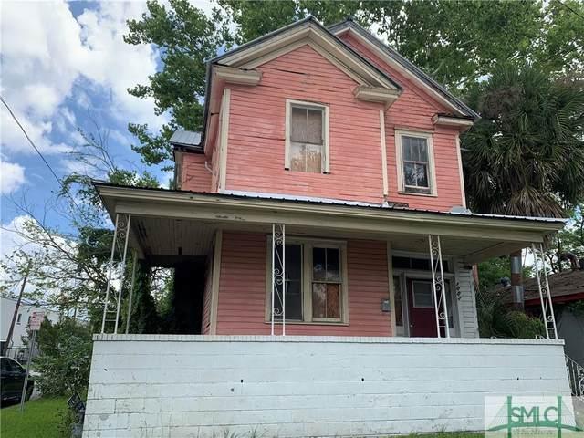 1002 E Gwinnett Street, Savannah, GA 31401 (MLS #251160) :: Keller Williams Coastal Area Partners