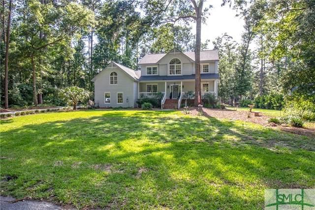 140 Montauk Drive, Richmond Hill, GA 31324 (MLS #251164) :: Coastal Savannah Homes