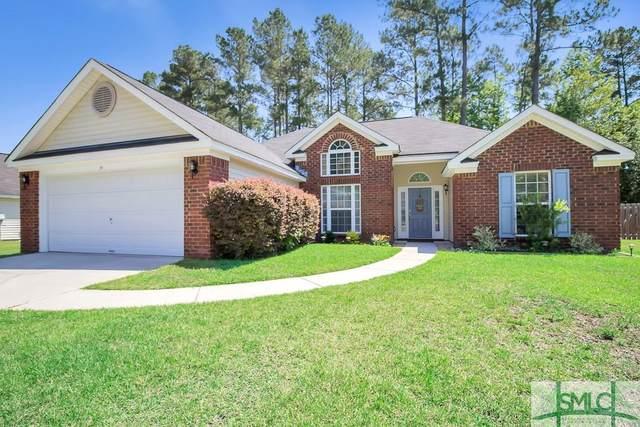 74 Yellow Jasmine Court, Pooler, GA 31322 (MLS #251165) :: Luxe Real Estate Services