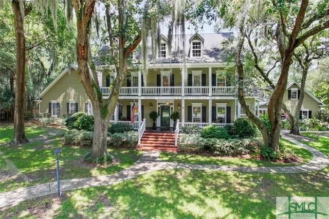 12 Mulberry Bluff Drive, Savannah, GA 31406 (MLS #251175) :: McIntosh Realty Team
