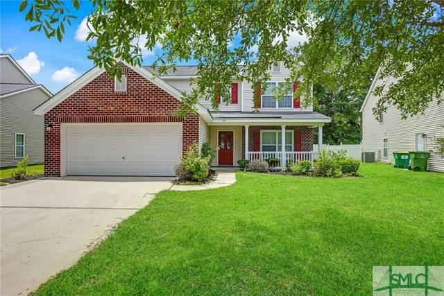 189 Hamilton Grove Drive, Pooler, GA 31322 (MLS #251176) :: Teresa Cowart Team