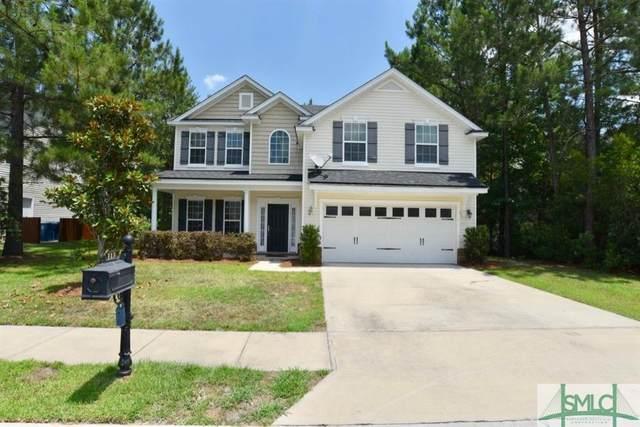 113 Salt Grass Circle, Richmond Hill, GA 31324 (MLS #251180) :: Coastal Savannah Homes
