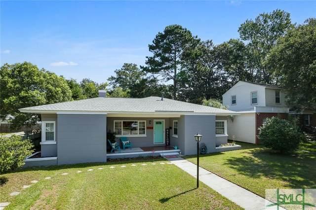 1404 E 51st Street, Savannah, GA 31404 (MLS #251181) :: Keller Williams Coastal Area Partners