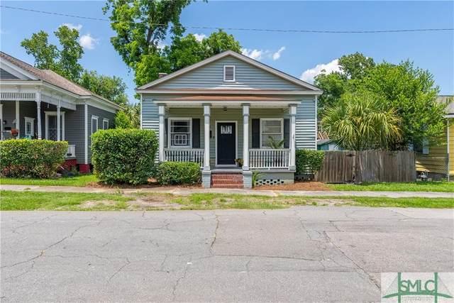 506 E 35th Street, Savannah, GA 31401 (MLS #251185) :: The Arlow Real Estate Group