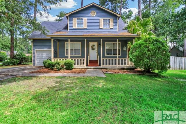 110 Sugar Mill Circle, Savannah, GA 31419 (MLS #251190) :: Keller Williams Coastal Area Partners