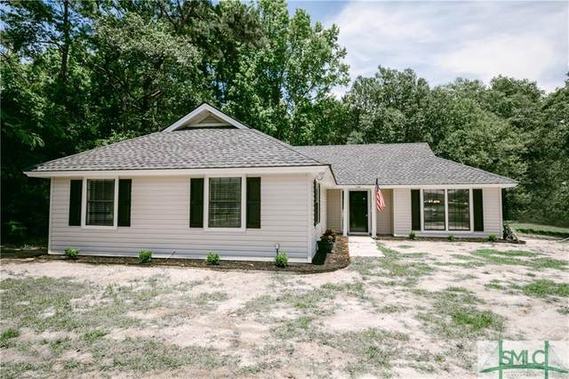 284 Elm Road, Ellabell, GA 31308 (MLS #251193) :: Keller Williams Coastal Area Partners