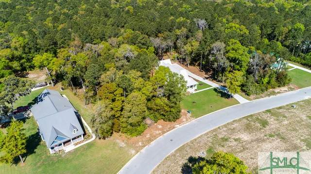 Lot 13 Goodman Drive, Midway, GA 31320 (MLS #251219) :: The Arlow Real Estate Group