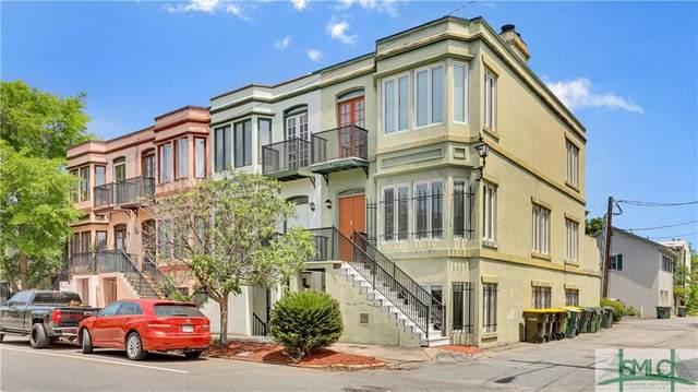 606 Lincoln Street, Savannah, GA 31401 (MLS #251222) :: Keller Williams Coastal Area Partners