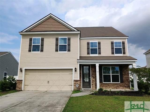 12 Southpark Boulevard, Savannah, GA 31407 (MLS #251223) :: Keller Williams Coastal Area Partners