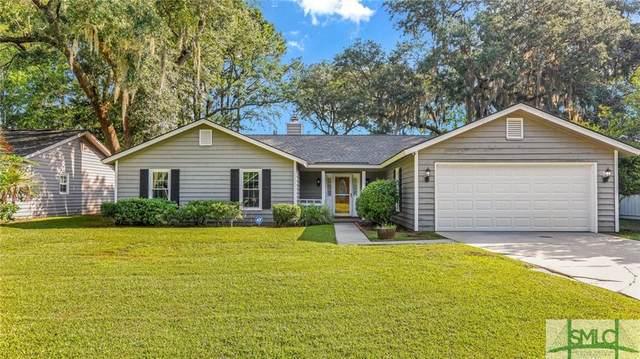 110 S Nicholson Circle, Savannah, GA 31419 (MLS #251226) :: Keller Williams Coastal Area Partners