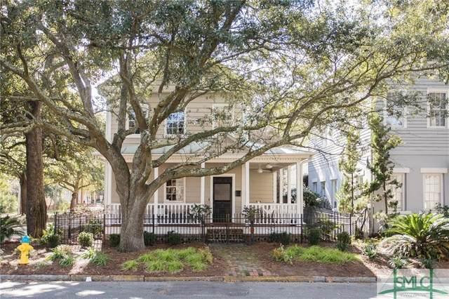 219 W Hall Street, Savannah, GA 31401 (MLS #251230) :: Keller Williams Coastal Area Partners