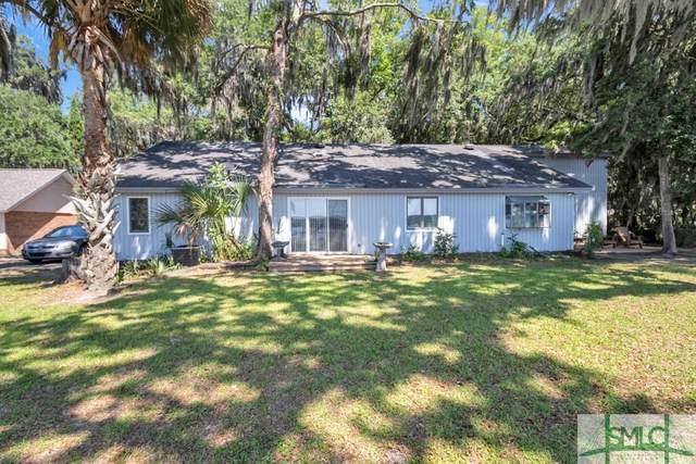 381 Warnell Drive, Richmond Hill, GA 31324 (MLS #251232) :: Keller Williams Coastal Area Partners
