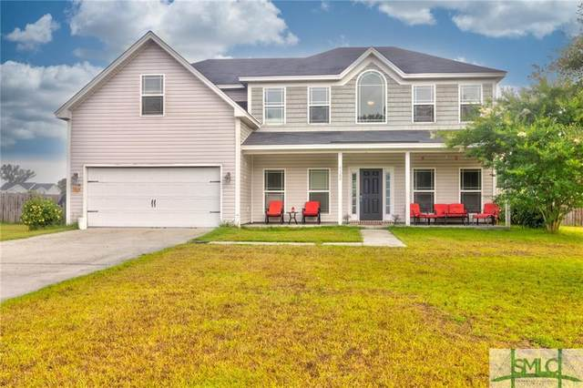 100 NW Riverside Drive NW, Ludowici, GA 31316 (MLS #251237) :: Coldwell Banker Access Realty