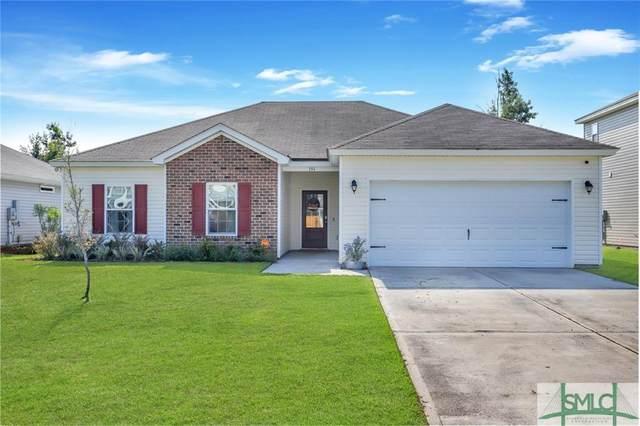 151 Waverly Way, Savannah, GA 31407 (MLS #251245) :: Coldwell Banker Access Realty