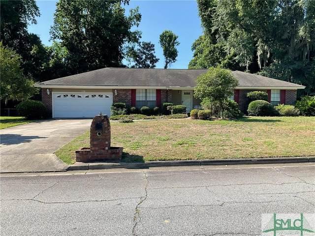 126 Shamrock Circle, Savannah, GA 31406 (MLS #251251) :: Coldwell Banker Access Realty