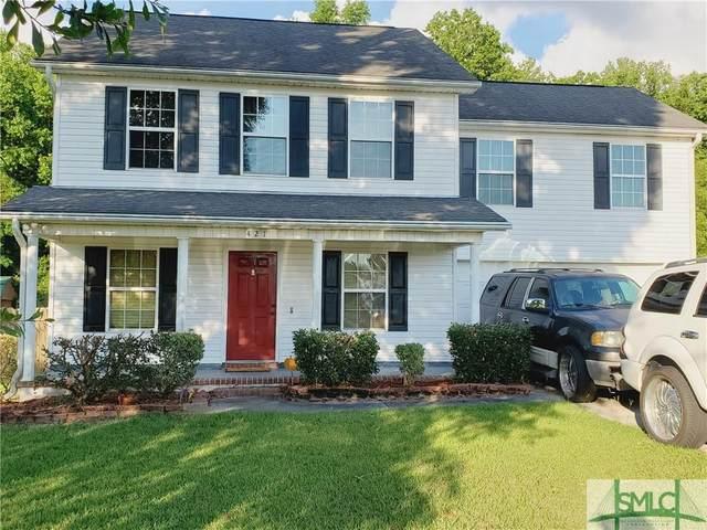 421 Auburn Road, Glennville, GA 30427 (MLS #251254) :: Keller Williams Coastal Area Partners