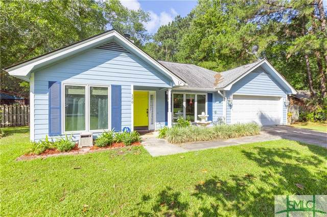 370 Bailey Plantation Drive, Richmond Hill, GA 31324 (MLS #251256) :: The Hilliard Group