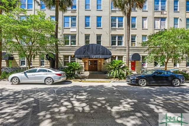 106 W Gwinnett Street 4F, Savannah, GA 31401 (MLS #251266) :: The Hilliard Group