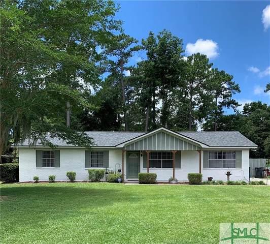 1333 Whitfield Park Drive, Savannah, GA 31406 (MLS #251268) :: Bocook Realty