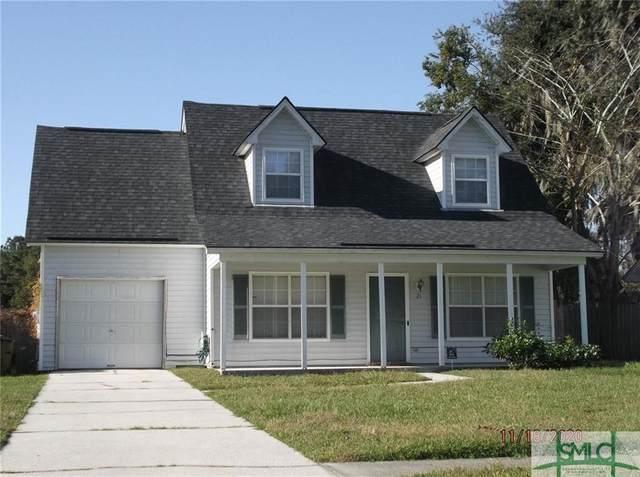 21 Clearwater Lane, Savannah, GA 31419 (MLS #251277) :: Keller Williams Coastal Area Partners
