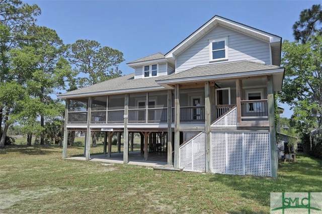 175 Lewis Avenue, Tybee Island, GA 31328 (MLS #251291) :: Bocook Realty