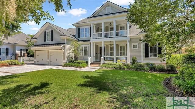19 Ralstons Way, Savannah, GA 31406 (MLS #251292) :: The Arlow Real Estate Group