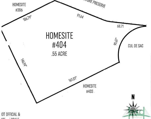 11 Water Oak Court, Pooler, GA 31322 (MLS #251296) :: McIntosh Realty Team