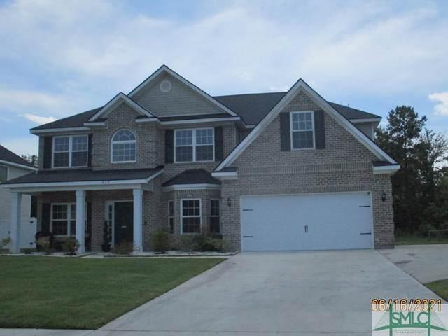 672 Red Oak Lane, Hinesville, GA 31313 (MLS #251305) :: Keller Williams Coastal Area Partners