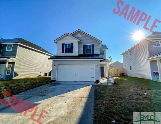 110 Cohen Drive, Hinesville, GA 31313 (MLS #251309) :: The Arlow Real Estate Group