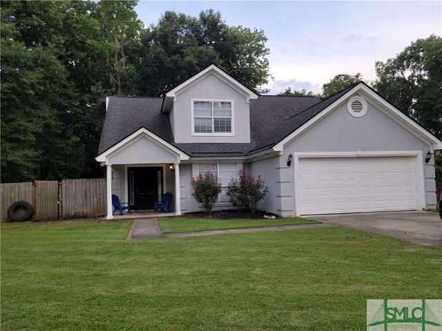 105 Chalice Way, Savannah, GA 31419 (MLS #251310) :: Keller Williams Coastal Area Partners