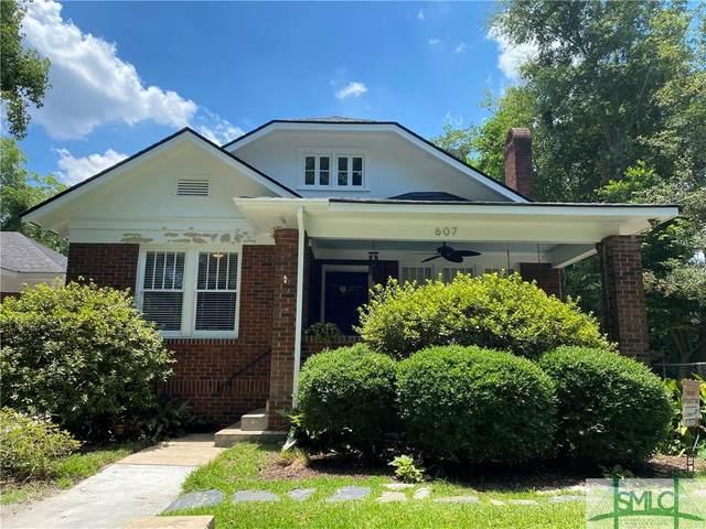 607 E 49th Street, Savannah, GA 31405 (MLS #251313) :: Keller Williams Coastal Area Partners