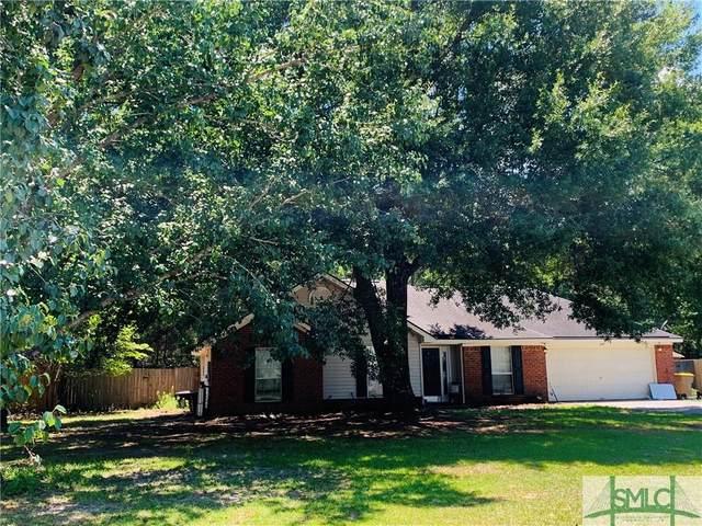 104 Sandy Woods Drive, Rincon, GA 31326 (MLS #251319) :: Bocook Realty