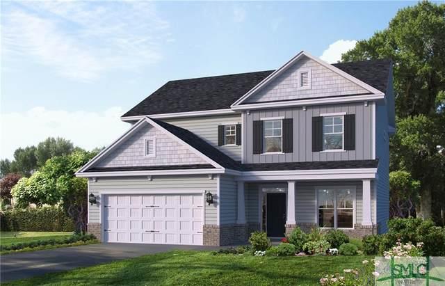 195 Brickhill Circle, Savannah, GA 31407 (MLS #251321) :: Coastal Savannah Homes