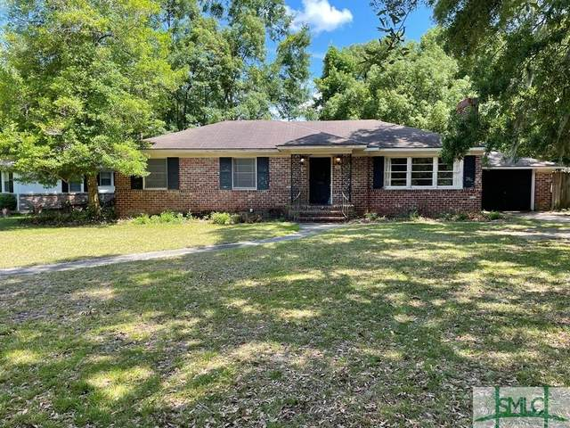 341 Althea Parkway, Savannah, GA 31405 (MLS #251323) :: The Arlow Real Estate Group