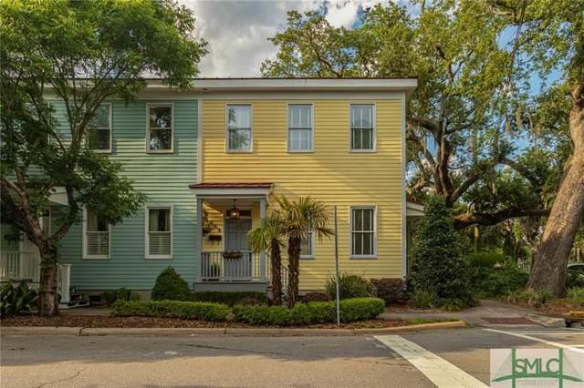 554 E Charlton Street, Savannah, GA 31401 (MLS #251328) :: Luxe Real Estate Services