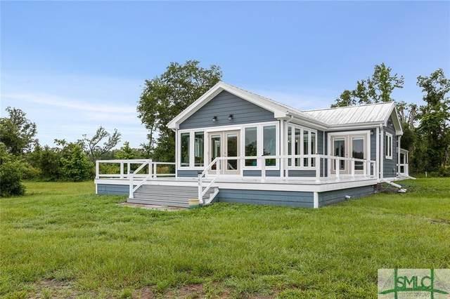 788 Catbird Road, Midway, GA 31320 (MLS #251330) :: Keller Williams Coastal Area Partners