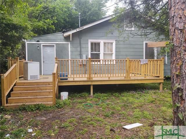 725 E 36th Street, Savannah, GA 31401 (MLS #251334) :: Luxe Real Estate Services