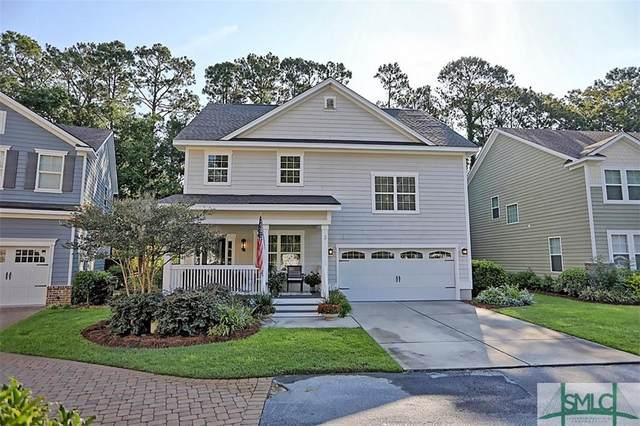 3 Dockside Drive, Savannah, GA 31410 (MLS #251336) :: Keller Williams Coastal Area Partners