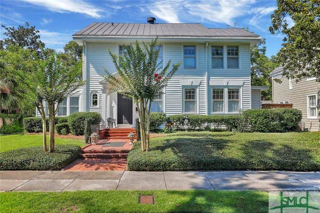 110 E 49th Street, Savannah, GA 31405 (MLS #251346) :: Keller Williams Coastal Area Partners