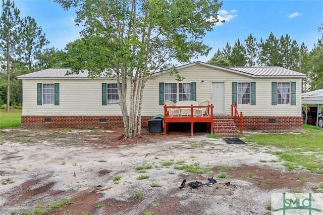 107 NE Bobo Lane, Ludowici, GA 31316 (MLS #251348) :: Bocook Realty